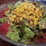 もんJa - ツナとコーンのサラダ