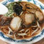 イタリア軒 清水店 - 手打ちラーメン800円