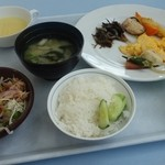 プリシアリゾート - 料理写真:量が少ないのはあまり朝食を食べないからです