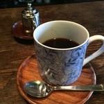 柳月堂 - ホットコーヒー
