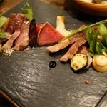 ビストロ フィッシュ - フィッシュでお肉を堪能!旨し(人´∀`).☆.。.:*・゚