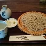 39883568 - せいろ大盛り (870円+税, 2015.06)