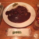喫茶 グリーン - カレーライス(2015年7月)
