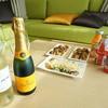 やまちゃん - 料理写真:やまちゃんのお持ち帰りたこ焼きでパーティー・・(;´∀`)