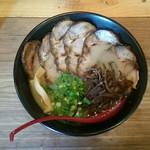 39889208 - 豚骨Wチャーシュー麺