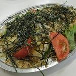 エッセン - 茎ワカメと豆腐のサラダ