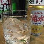 赤兎馬 - 菊水オンザロック