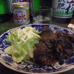 赤兎馬 - 鯨生姜焼き