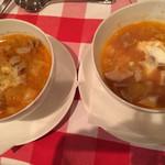 39891229 - 牛モツのスープ
