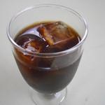はなのき - アイスコーヒー