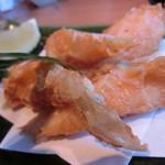 橙家 - 海老真じょうの湯葉の春巻き