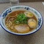 39892680 - 煮玉子ラーメン650円(H27.7)