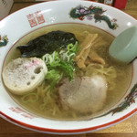 ラーメン茶湖 - 料理写真:昔風ラーメン(塩)