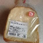 39893709 - イギリス食パン 5枚切 260円(税込)