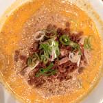ぷんぷくまる - 白胡麻坦々麺