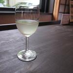 39896907 - コクのある白ワインでリクエスト