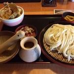 久兵衛屋 - 料理写真:ランチセット