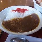 山田うどん - ミニカレー丼(220円)