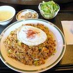 chuugokusaikanshien - ピリ辛卵チャーハン