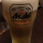 北の家族 - 生ビール