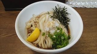 谷川製めん所 - 「ぶっかけ(冷)」650円