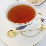 ブラッセリー ブルゴーニュ - 紅茶☆