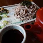 会津料理 鶴井筒 - 料理写真:山菜もり(¥650税込み)