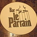 39907617 - Bar le Parrainのコースター