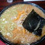 飲喰処三國志 - 料理写真:みそラーメン(¥600税込み)