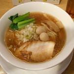 江戸前つけ麺 サスケ - 並盛