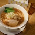 江戸前つけ麺 サスケ - 江戸前中華そば