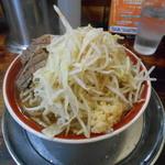麺でる - ラーメン(小)
