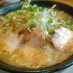 麺屋 二郎 - ラーメン650円