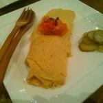 39909878 - チーズのオムレツ