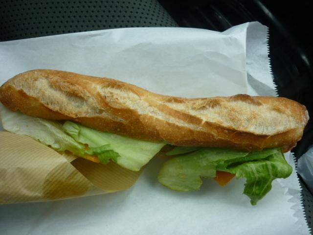 リリオのパン