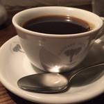 Erefantofakutorikohi - EF7ブレンド。酸味を抑えた深煎り珈琲。