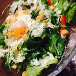 和食・京料理 個室居酒屋 だいあん - シーザーサラダ