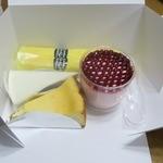 フェアリーテール - 今回購入したケーキ