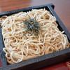 そば処 古川 - 料理写真:ざるそば