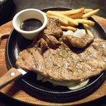 トニーローマ - アメリカンビッグビーフステーキ
