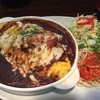 夢たまご - 料理写真:チーズ焼きカレーオムドリアセット