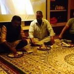 黒TAJ - 床で食べる会