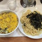 らぁめん ほりうち - 関西では見た事ないので、食べれて良かった!!d(^_^o)