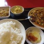楓林 - 麻婆豆腐定食