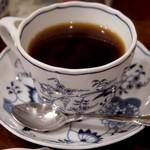 西洋茶館 - ブレンドコーヒー