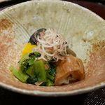 味 竹林 - 炊き合わせ