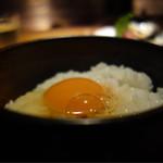 山吹 - 卵かけ御飯