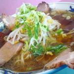 ラーメン藤 - 2014年3月 木炭焼豚ラーメン