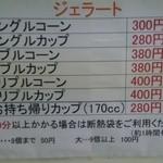 Aramodokimura - 20円ずつ上がった・・・のかな?
