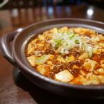 西安食坊 - 四川麻婆豆腐(880円)